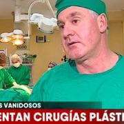 aumentan cirugías plásticas hombres