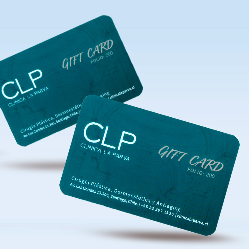 Giftcard CLP Clínica La Parva