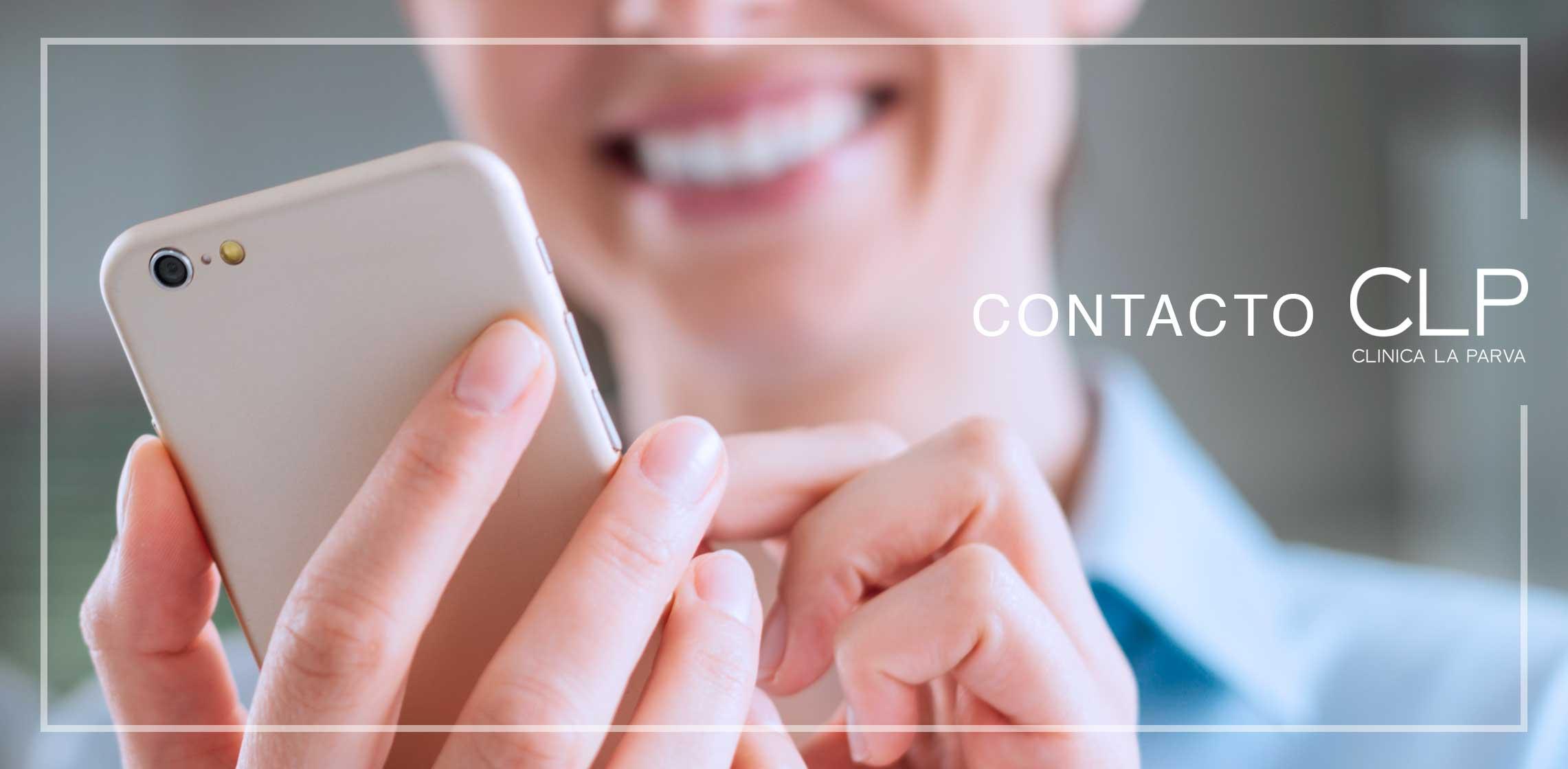 Contacto clínica La Parva Cirugía plástica, reconstructiva y antiaging