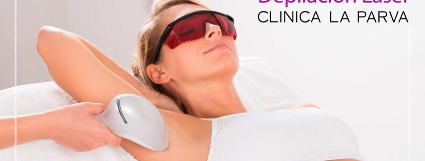 depilacion laser soprano ice clinica la parva