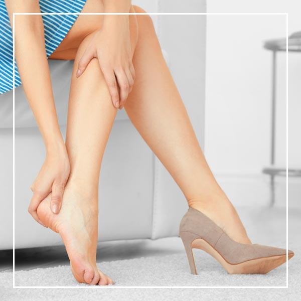 Tratamientos para Piernas cansadas dermoestética Clínica La Parva