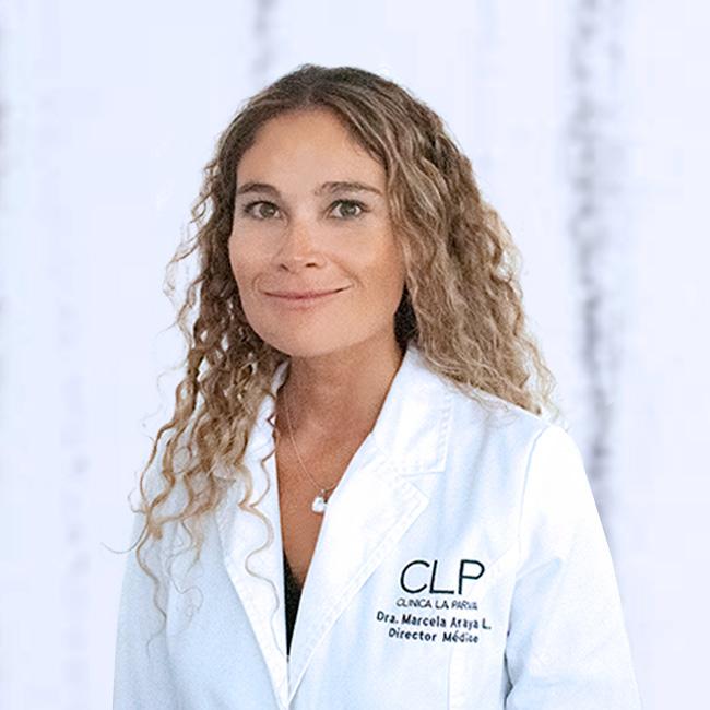 Doctora Marcela Araya Lettura Clinica La Parva